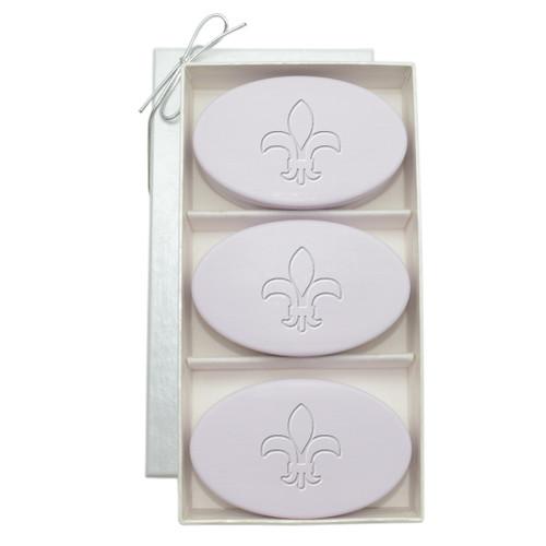 Signature Spa Trio - Lavender: Fleur De Lis