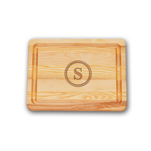"Small Master Cutting Board 10"" X 7.5"" - Personalized"