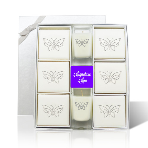 Signature Spa Ultimate Gift Set - Fancy Butterfly