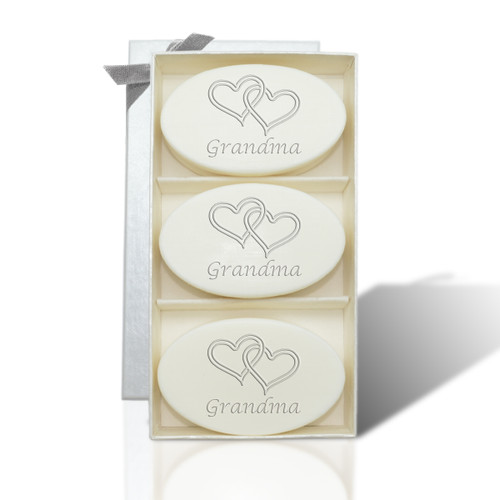 Signature Spa Trio - Verbena: Double Hearts for Grandma