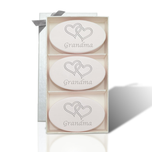Signature Spa Trio - Satsuma: Double Hearts for Grandma