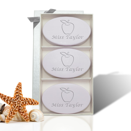 Signature Spa Trio - Lavender: Apple for Teacher