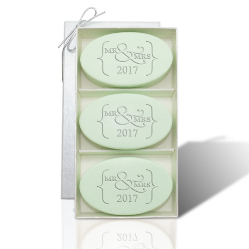 Signature Spa Trio - Green Tea & Bergamot: Mr & Mrs 2017