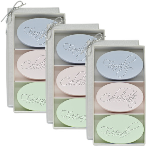 Signature Spa Trio - Family, Celebrate, Friends (Set of 3)
