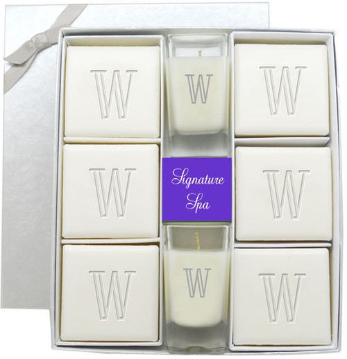 Signature Spa Ultimate Gift Set - Personalized
