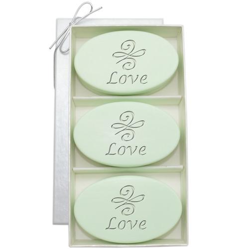 Signature Spa Trio - Green Tea & Bergamot: Love Knot