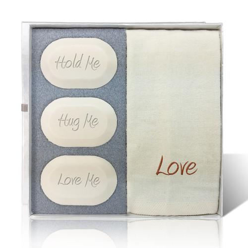 Eco-Luxury Gift Set - Valentine's