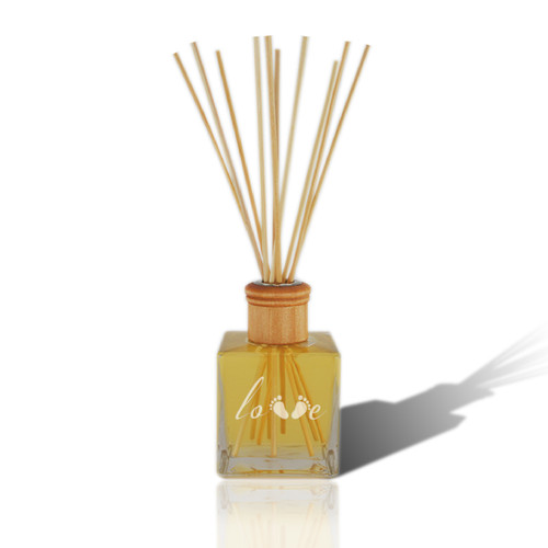 Love Footprint Reed Diffuser with Essential Oil