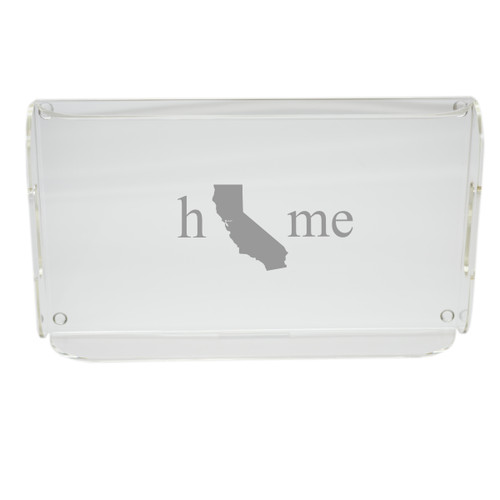 Acrylic Serving Tray - Home State