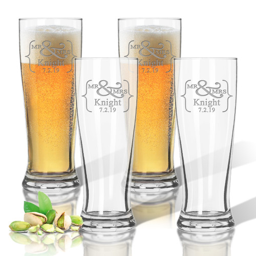 ICON PICKER Tritan Pilsner 14 oz (Set of 4)(Prime Design)