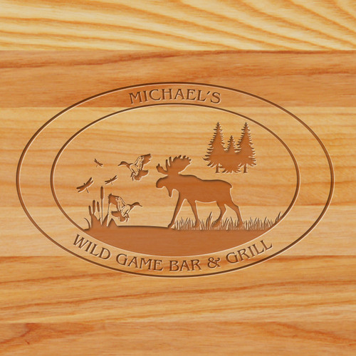 Cutting Board - Personalized (WildGame)