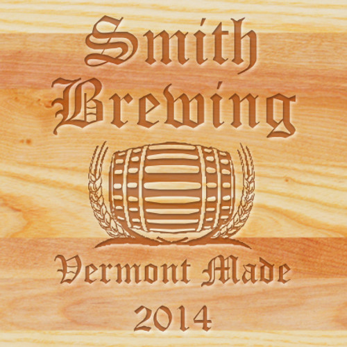 Cutting Board - Personalized (BEERBREWING)