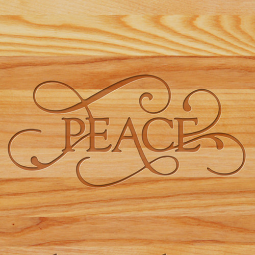 Cutting Board - Personalized (PEACE)