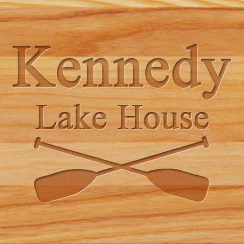 All Cutting Boards - Personalized (Beach/ Nautical)
