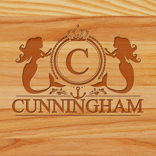 All Cutting Boards - Personalized (Prime Design Initial / Mono)