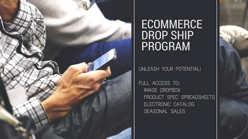 E-Commerce Drop Ship Program