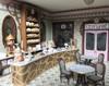 Espresso maker in C'est La Vie café