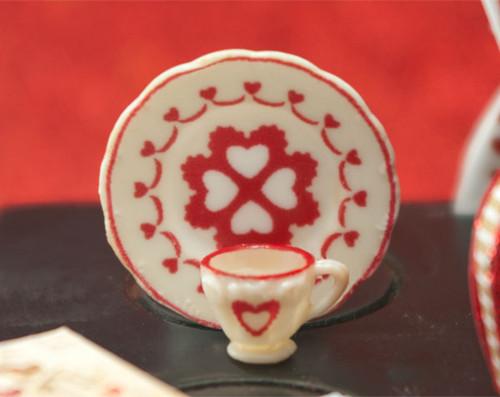 1:12 Miniature Decals – Hearts