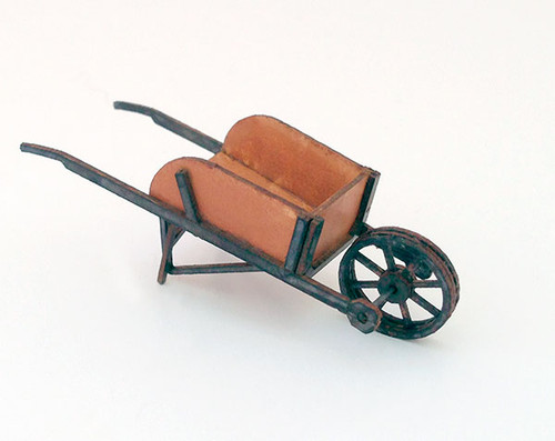 quarter scale wheelbarrow kit