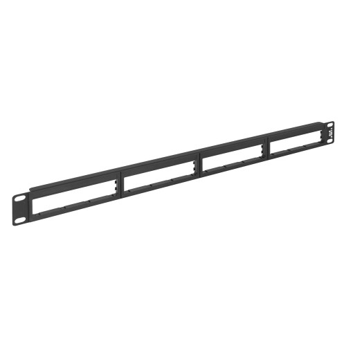 Blank 4 Bezel Patch Panel