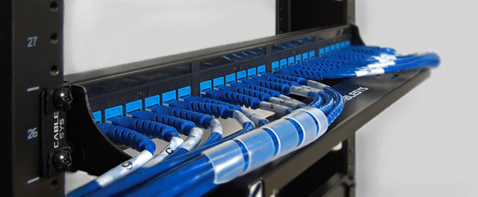 Ethernet: Insurance Technology Firm Installs CAT5e Cabling Solutions