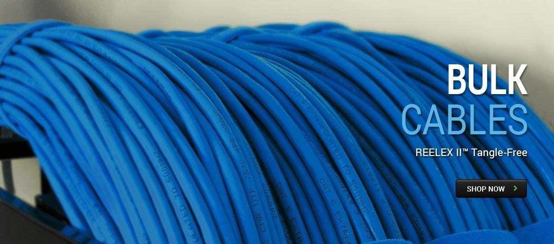 Bulk Cables - REELEX II™ Tangle-Free