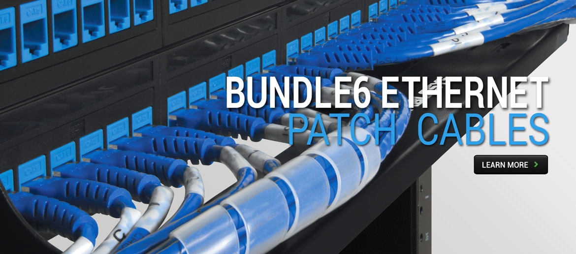 Bundle6 Ethernet Patch Cables