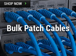 Bulk Patch Cables