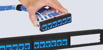 DIY Ethernet Patch Panels
