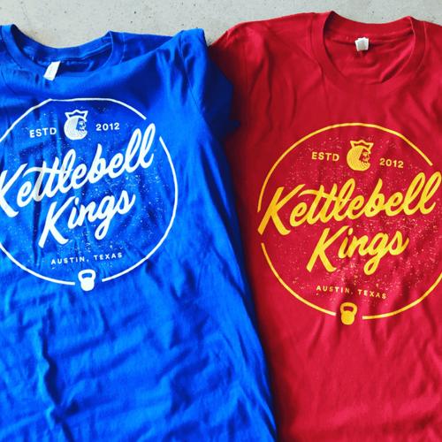 Kettlebell Kings Funday Shirt
