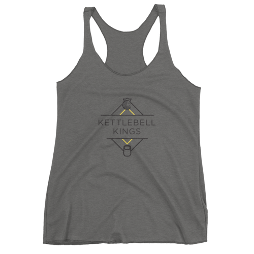 Kettlebell Kings Women's Diamond Tank Top