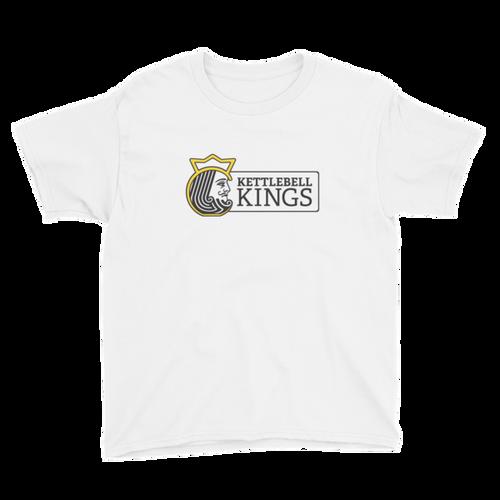 Kettlebell Kings Youth Short Sleeve T-Shirt