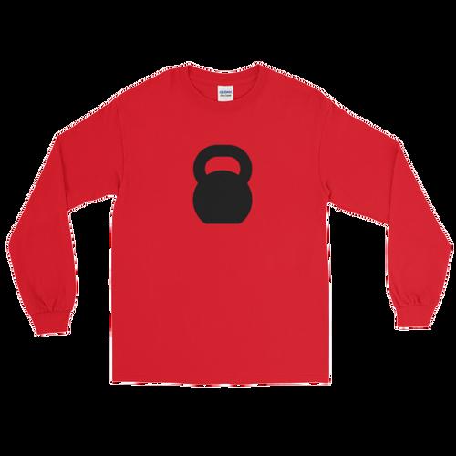 Long Sleeve Kettlebell T-Shirt