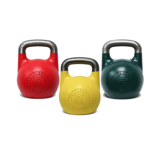 competition kettlebells, kettlebell sets
