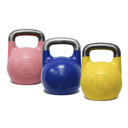 'The Duchesses' | Competition Kettlebells Set
