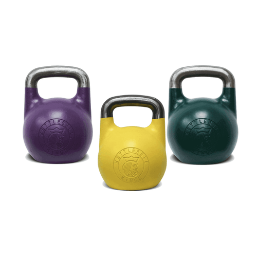 'The Queens' | Competition Kettlebells Set