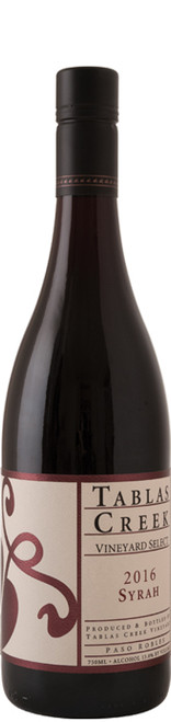 Tablas Creek Vineyard Select Syrah 2016