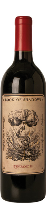 Book of Shadows Zinfandel 2015