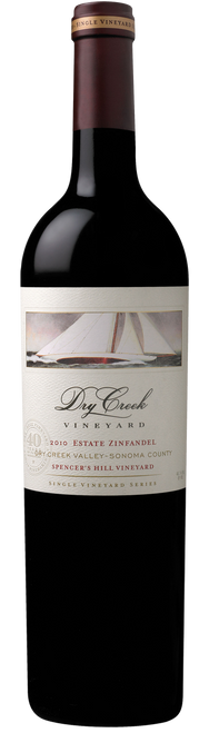 Dry Creek Vineyard Spencer's Hill Zinfandel 2010