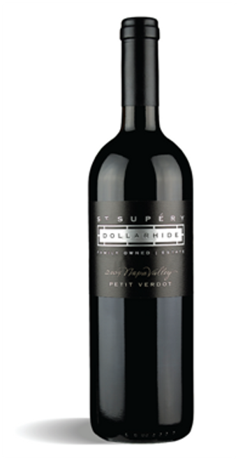 St Supery Dollarhide Estate Vineyard Petit Verdot 2010