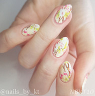 Blossom tree nail art wraps blog