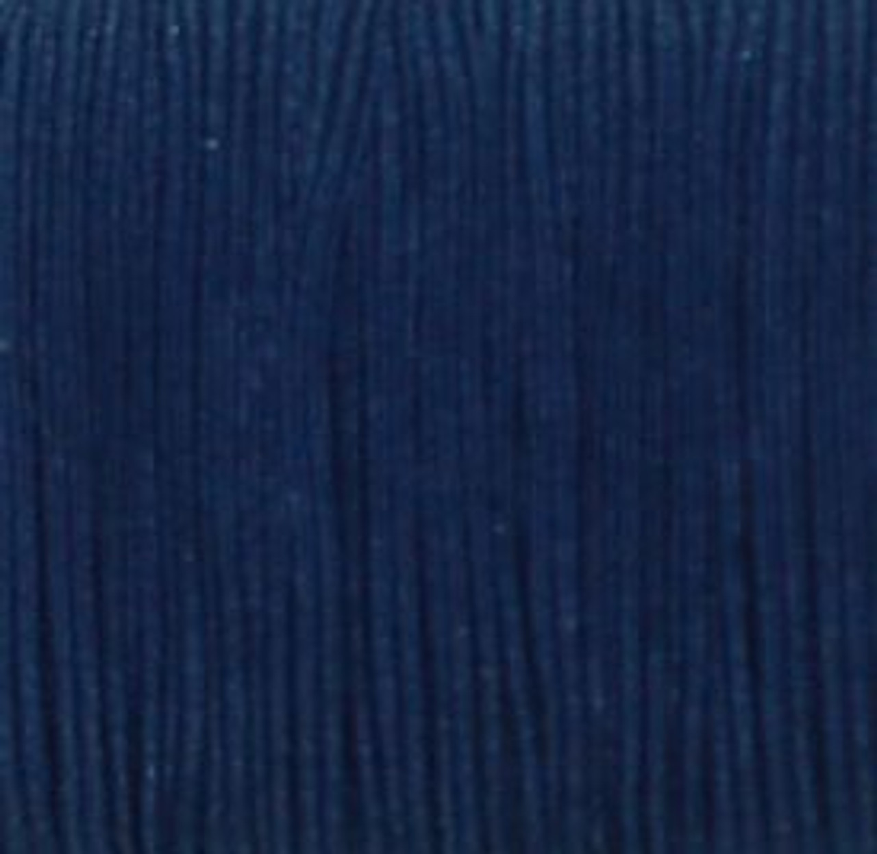 Navy Skinny Elastic for sewing, baby headbands and available in 24 colors.