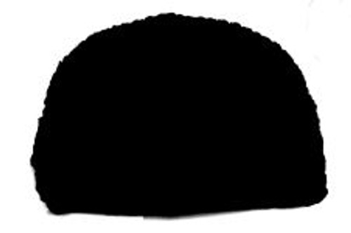 Crochet Kufi Hats - Black