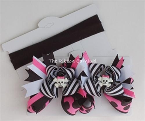 Headband / Hair bow Cards