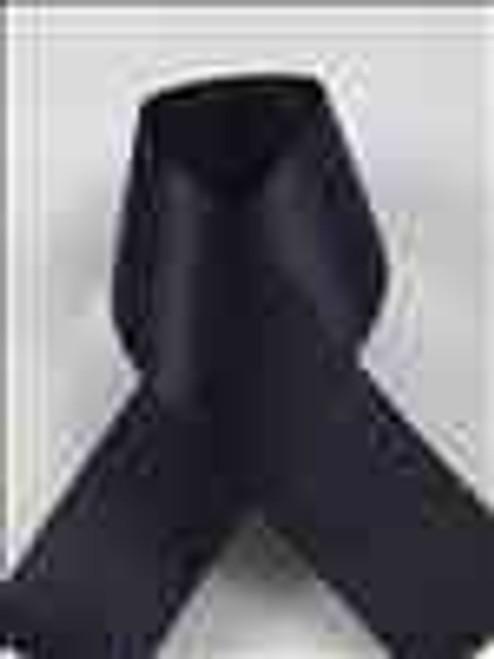 Black Satin Wholesale Ribbons