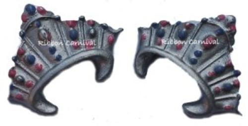 Princess Crown Flatback Resin
