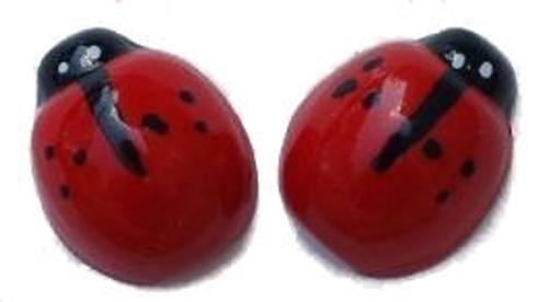 Ladybugs Flatback Resins