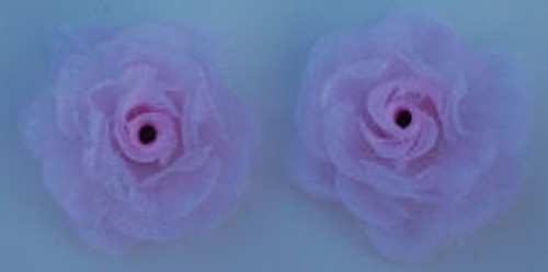 Rose Silk Flowers - Light Pink