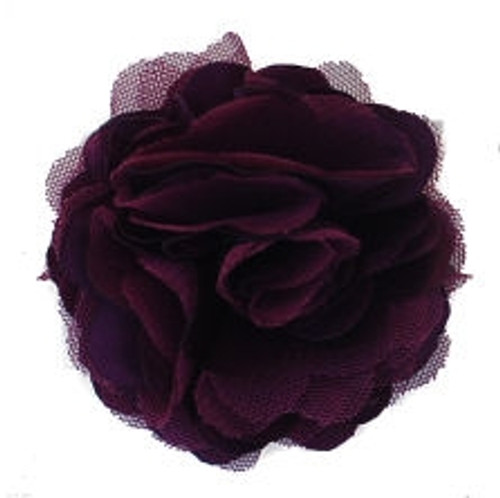 Rosette flowers - Purple