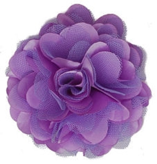 Rosette flowers - Light Purple